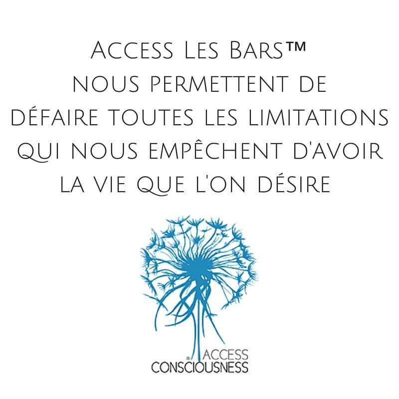 Access Consciousness - la vie que l'on désire